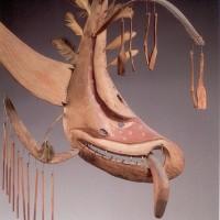 'Mask, yup'ik', early 20th century