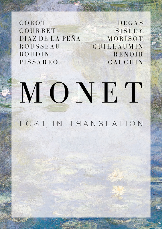 Monet - Lost in Translation