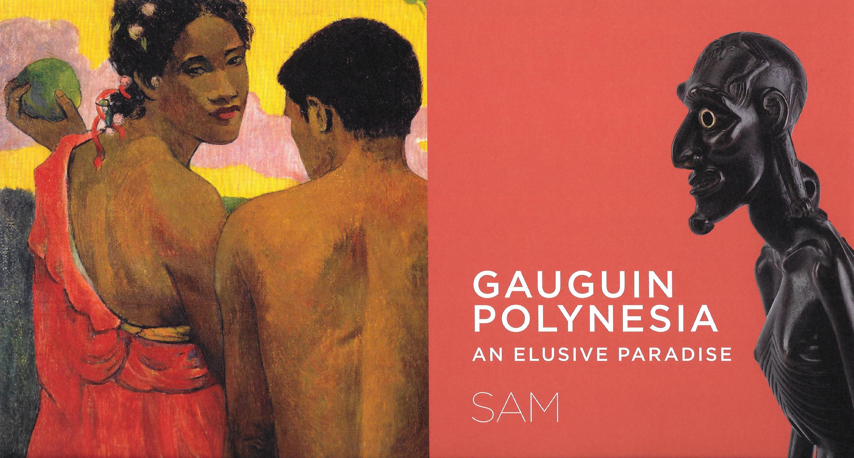 ผลการค้นหารูปภาพสำหรับ paul gauguin polynesia