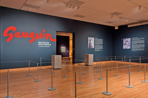 Opening of the Gauguin Polynesia exhibition at the Seattle art Museum