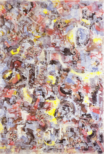 Mark Tobey, La Festa